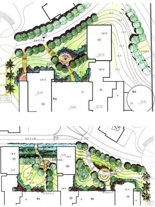 民宿规划设计平面图
